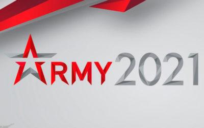 Участие в форуме «Армия 2021»
